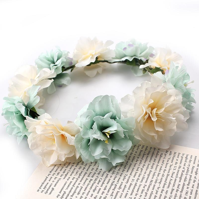 Aliexpress.com: Comprar M MSIM 6 patrones flor de la boda corona ...