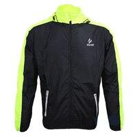 サイクリングコートサイクリングジャケット通気性のフード付きジャケットmtbバイクジャージ自転車服防風風コー