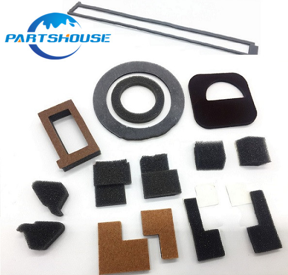 Cheap Sale 2set Toner Cartridge Seal/drum Blade Seal Kit For Ricoh Af2075 1075 2060 Mp5500 6001 7001 7500 7502 8000 Developer Seal Kit Cheap Sales Printer Supplies