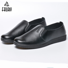 Unisex Chef Shoes Non-skid Casual Black Non-slip Anti-Oil Restaurant Kitchen Cook Hotel Hospital Safety Work Women Men