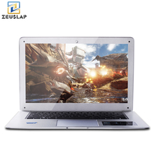 ZEUSLAP-A8 Windows 10 System 8GB Ram+64GB SSD+1TB HDD Dual Disk Ultrathin Quad Core Fast Running Laptop Notebook Computer