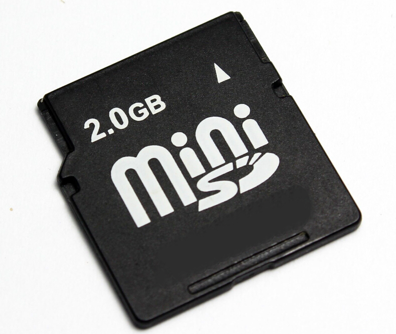 2GB MINISD Card miniSD card MINI SD Memory CARD