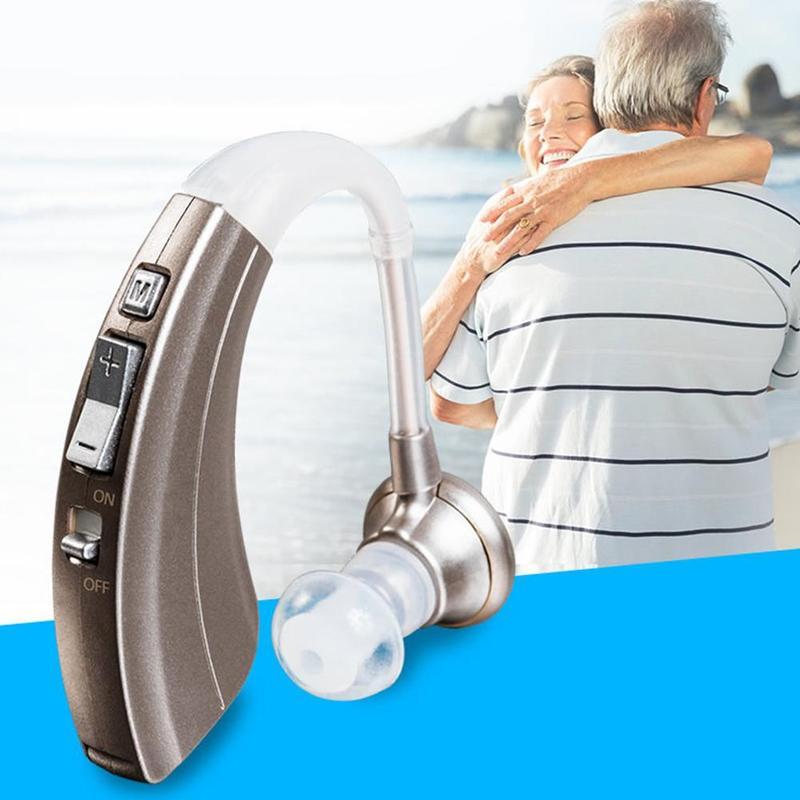 Aide auditive numérique professionnelle réglable quatre amplificateur sonore Audio aides auditives sans fil soins auditifs pour la livraison directe de perte auditive