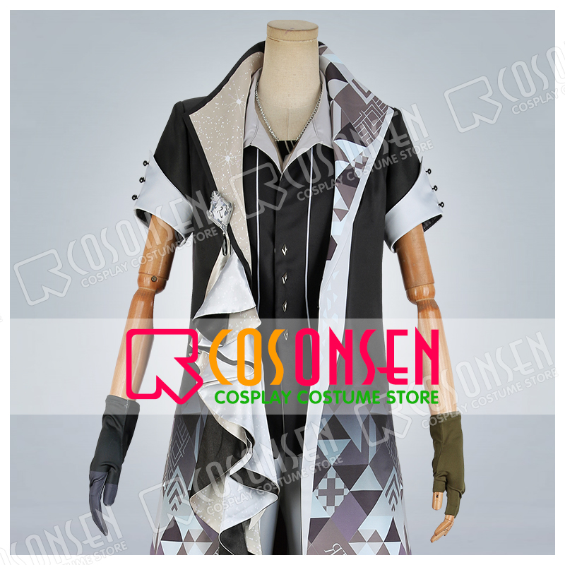 Idolish7 1st LIVE Road To Infinity Yaotome Gaku Cosplay Costume new Full Set All Sizes COSPLAYONSEN adult costume