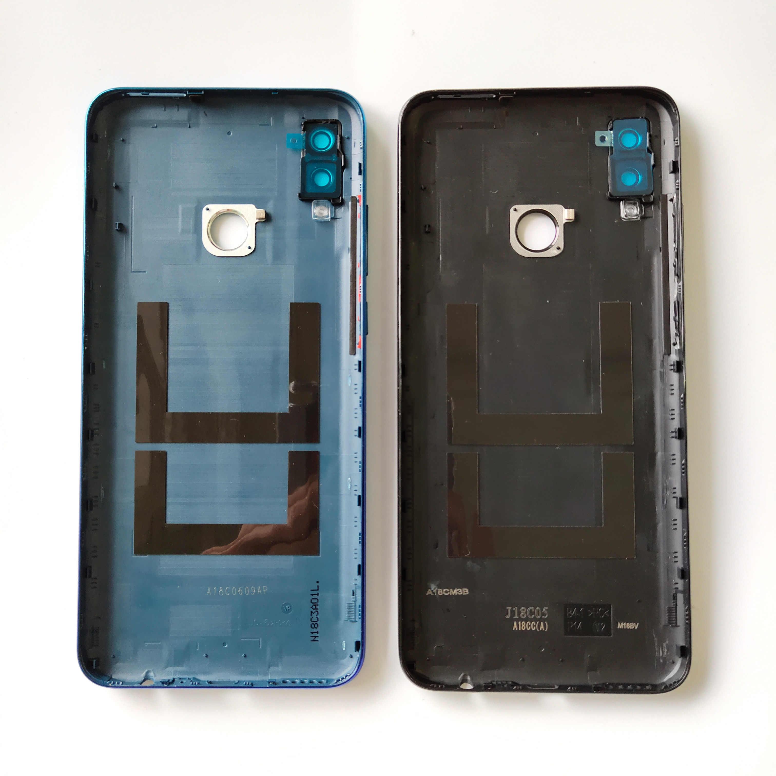 Original For Huawei P Smart 2019 POT-LX3 POT-L23 POT-LX1 POT-L21 POT-LX2 Back Battery Cover Door Housing case Rear Glass parts