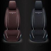 Leather Car Seat Cover For Lexus Chrysler Cadillac Kia Renault Wind Lang Renault And Megana Renoir