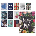 Fashion Art Painted Cover for IPad Air Ultra Thin Slim Case for Apple IPad Air Cases 5th Gen High Quality PU Leather Case Fundas