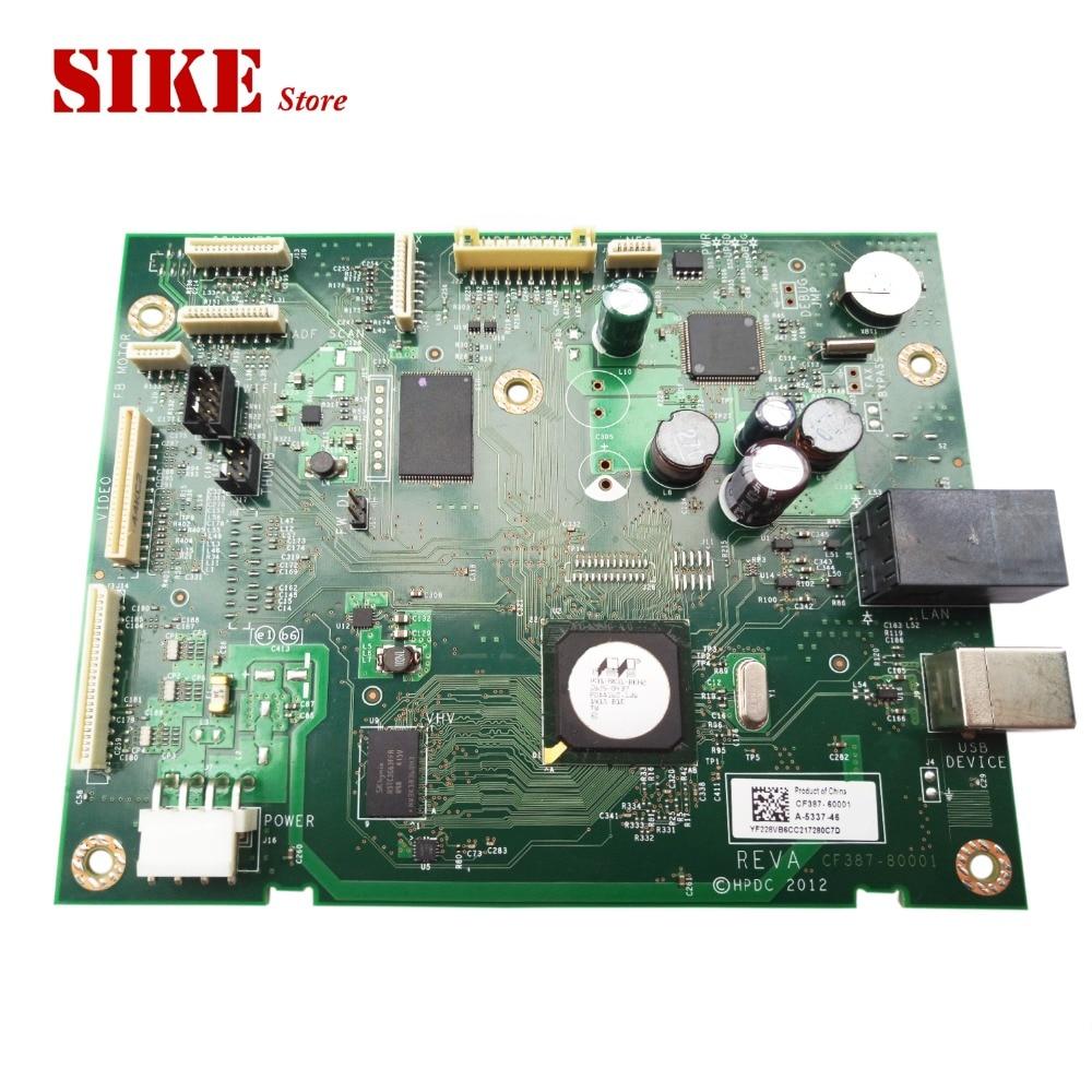 CF387-60001 Logic Main Board Use For HP M476dw M476nw M476dn M476 476dw 476nw Formatter Board Mainboard 631 0347 m40a mlb 820 1900 a oem logic board 1 83 t2400 ghz for m mini a1176 emc 2108 ma608 gma 950 64m