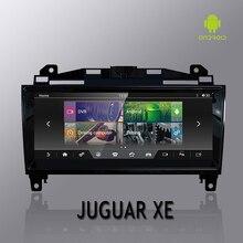 NVTECH 10,25 »для Juguar XE XF XFL F-PACE приборной панели мультимедиа Navi gps Bluetooth Android7.1 2 ГБ + 32 ГБ плеер 2014-2017