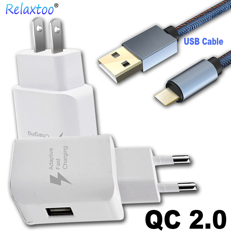 5V USB Quick Charger For iPhone Samsung Huawei Mobile