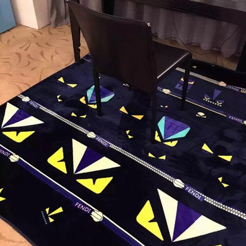 Защита окружающей среды машинная стирка Коврики флисовая шапка фланец утолщенной Коврики Ковры в гостиной ручное измерение