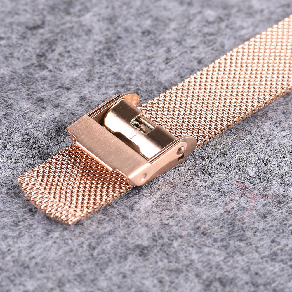 ultra thin quartz watches for women fashion ladies wristwatch drop shipping rose gold steel mesh bracelet watch gifts (6)