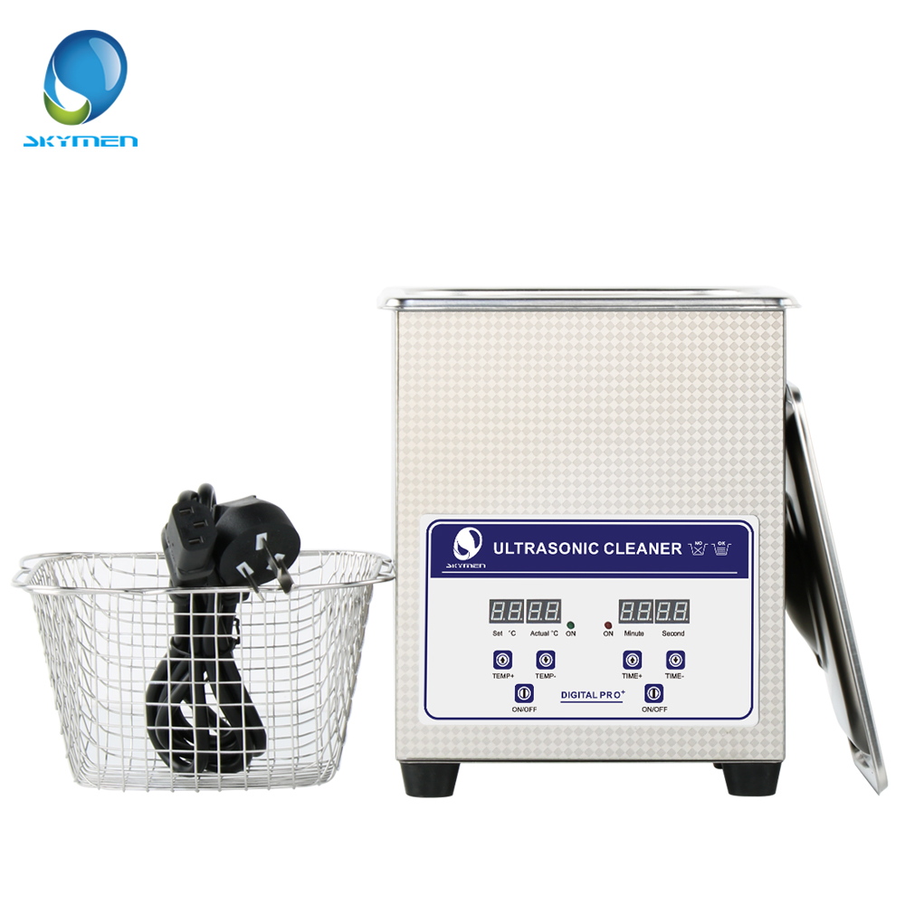 Image 5 - SKYMEN Digital Ultrasonic Cleaner Bath 2l ultrasonic cleaner 60W 110/220V pcb cleaner golf ball washer-in Ultrasonic Cleaners from Home Appliances