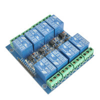 5V 10A 8 Channel Relay Module For Arduino FZ0861