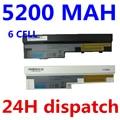 5200mAh  laptop battery for Lenovo IdeaPad S100 S10-3 S205 S110 U160 S100c S205s U165 L09S6Y14 L09M6Y14 6 cells