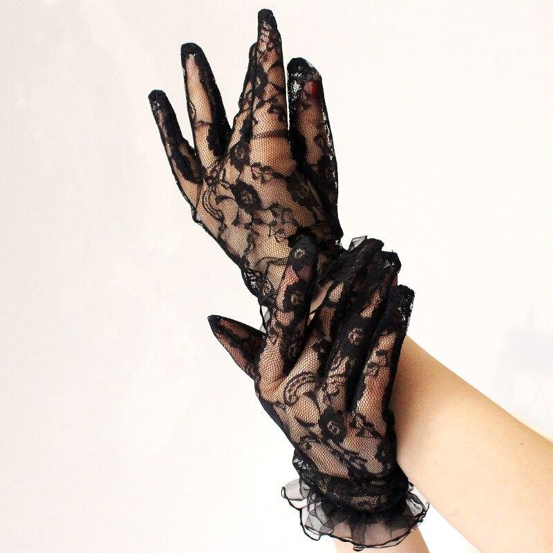 Women's Sexy Gloves Costume Lingerie Gloves