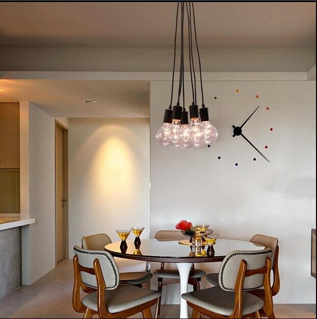 comprar estilo diy retro vintage edison industrial lmpara de estilo industrial retro colgante de iluminacin lmparas de techo de pendant