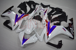 Fairings for Honda CBR500R 2013 - 2014 White Fairings CBR500 RR 14 Motorcycle Fairing CBR500 RR 14 no paint