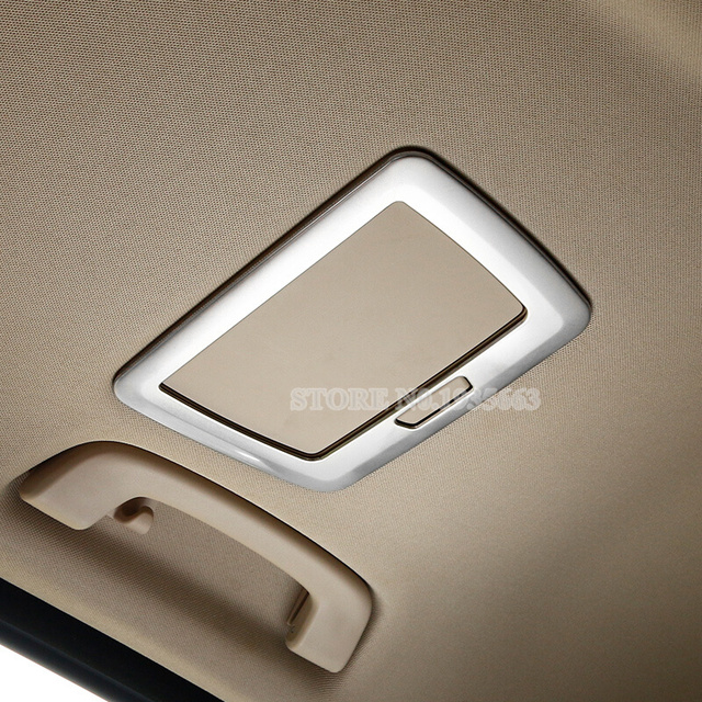 US $24 63 17% OFF|Aliexpress com : Buy For BMW 3 Series F30 F31 Inner Roof  Rear Reading Light Cover Trim 2013 2018 2pcs from Reliable light cover