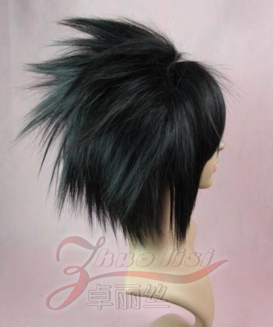 how to do an invisible part weave : sasuke hair Gallery