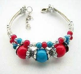 Wonderful Tibet Style Tibetan silver bracelet    Free Shipping