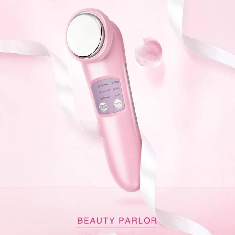 Skin Cleanser Anti-aging Machine Ultrasonic Facial Beauty Device Wrinkle Removal Skin Lift Massager Device Face Cleaner portable skin massager ultrasonic vibration beauty instrument electric slimming massager whitening face skin wrinkles removal