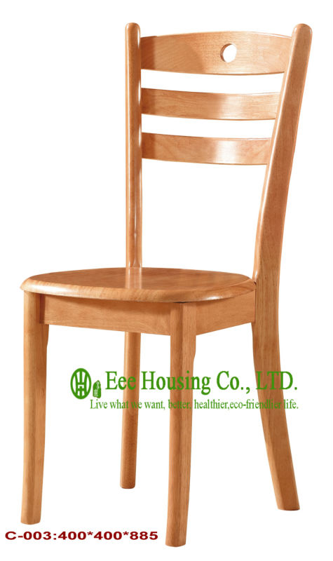C-003 White  Luxurious Solid Dining Chair,Solid Wood Dinning Table Furniture With Chairs/Home Furniture