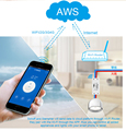 Itead Sonoff Wifi Inteligente de Controle Remoto Interruptor de Luz de Automação Residencial Inteligente/Intelligent Centro Wi-fi de Casa Inteligente Controles 10A/2200 W