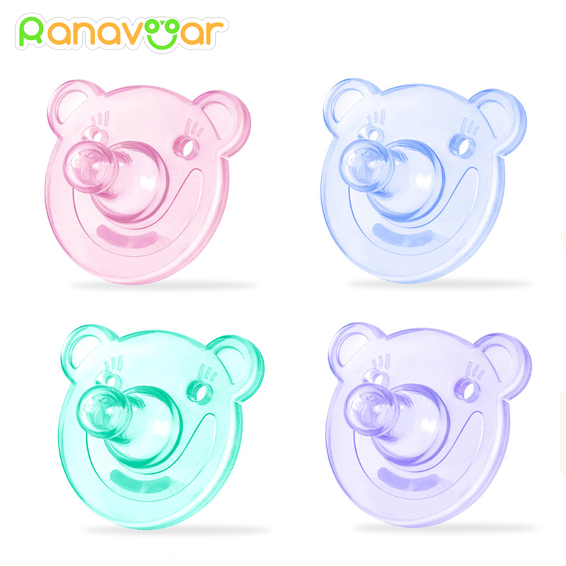 Newborn Pacifier Whole Silicone Baby Orthodontic Dummy Pacifier Nipple Infant Kids Silicone Teat Nipple Soother PacifierNewborn Pacifier Whole Silicone Baby Orthodontic Dummy Pacifier Nipple Infant Kids Silicone Teat Nipple Soother Pacifier