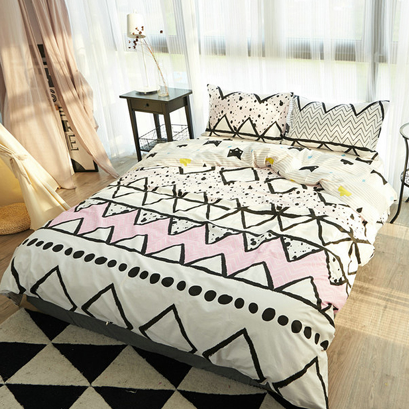 pink striped sheets - Striped Sheets
