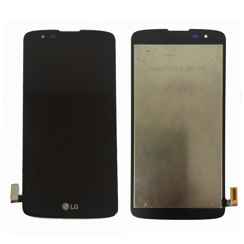 For LG K8 LTE K350N K350E K350DS LCD Display With Touch Screen Digitizer Assembly Free Shipping