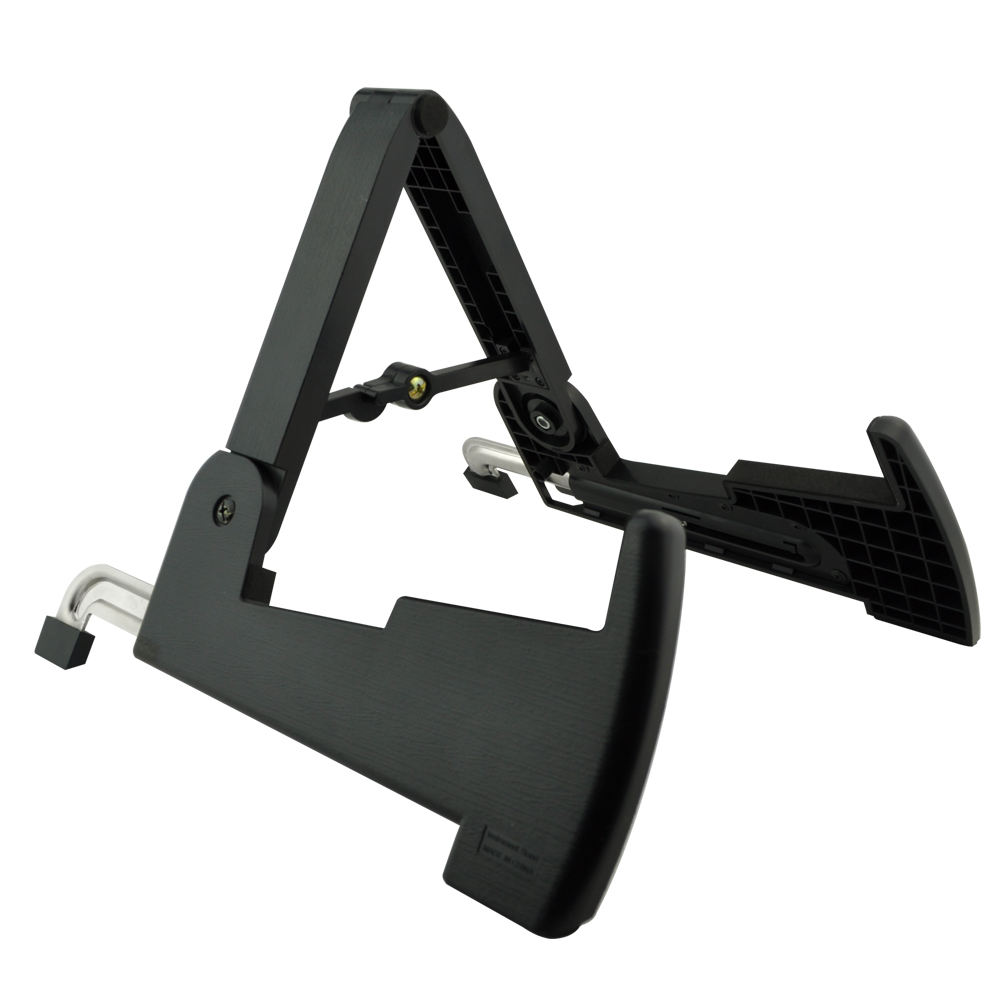 Aroma AGS-02 Foldable Portable Guitar Stand Holder Bracket Mount for Musical Instrument Acoustic Guitar Accessories sews aroma ags 03 stand a frame holder bracket for all sizes of guitars basses stringed instrument universal
