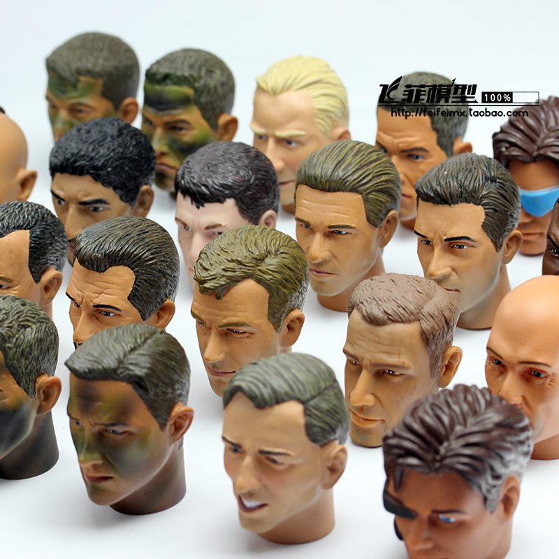 12 Inch 1:6 Scale Male Head Sculpt for 12 Men Action Figure Toys Collections фигурка героя мультфильма 1 6 12 head sculpt