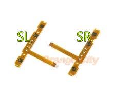 20 adet/grup OEM yeni SL SR düğmesi Flex kablo nintendo NS anahtarı sol sağ düğme anahtarı Flex kablo