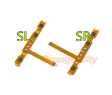 20 pçs/lote OEM new SL SR Botão Interruptor Cabo Flexível para Nintend NS esquerda Botão direito Key Flex Cable