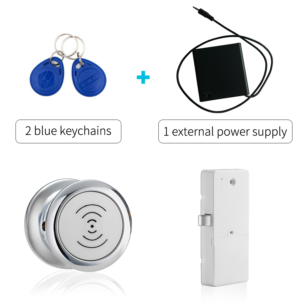 Small, Electromagnet, Cabinet, Zinc, RFID, Alloy