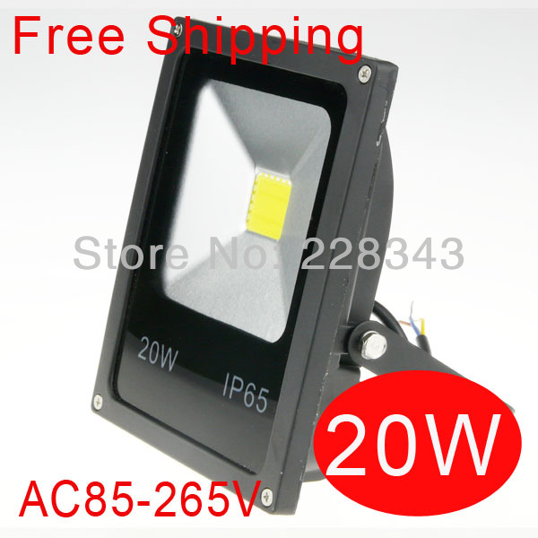New Free shipping hot sales 20W IP65 led flood light Outdoor 1700lm Warm white /Cool white AC85V~265V 2 years warranty warranty 2 years e27 par30 30w led bulbs light no dimmable110v 220v warm cool white led spotights