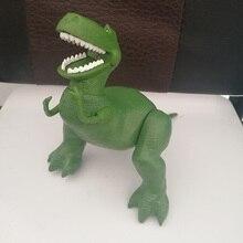 Juguete Story 3 Rex el dinosaurio verde PVC figura de acción juguete  cumpleaños navidad regalo de Año Nuevo (boca abierta cf076dfba5f