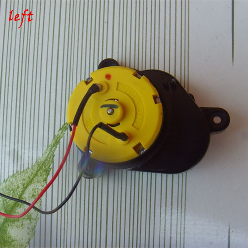 1pc Robot Cleaner Left Side Brush Motor For Ilife V5 Parts Ilife V5s Pro V5s X5