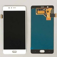 White LCD Display Touch Screen Digitizer Assembly Model For ZTE Nubia M2 NX551J