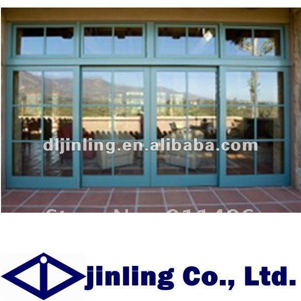 Commercial Glass Entry Door Shopping Mall Door Commercial Automatic