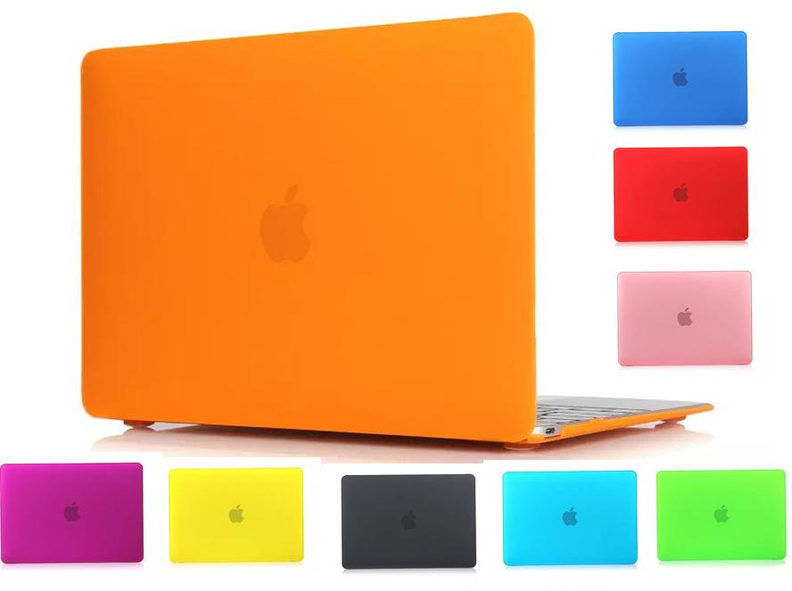 high quality housse matte case for apple macbook air pro retina 11 12 13 15 laptop bag coque for