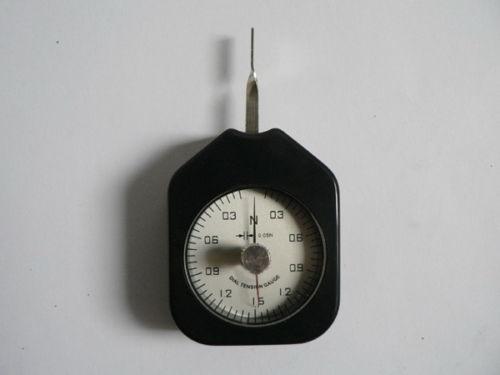 Dial Tension Gauge Force Meter Dual Pointer 1.5 N  цены