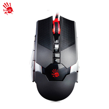 A4tech/ bloody TL50 wired game mouse professional gaming game notebook computer mouse LOLcf macro programming TL50 USB wired