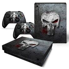 The Punisher Xbox One X Skin