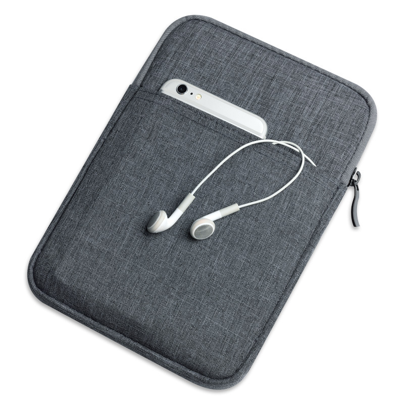 Choques Tablets bolsa del bolso del caso para nuevo IPad pro 10.5 9.7 aire 2 2017 unisex liner manga cubierta para funda IPad 2018