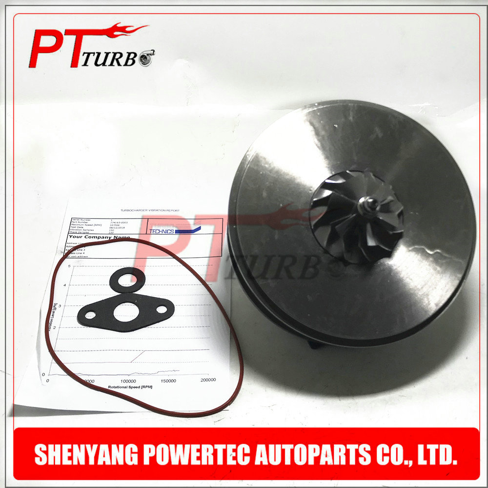 Turbocharger Core GTB1446VZ 774193-0003 774193 NEW Assy For Renault Megane III Scenic III 1.9 DCI 96 KW 130 HP F9Q 870 / 872