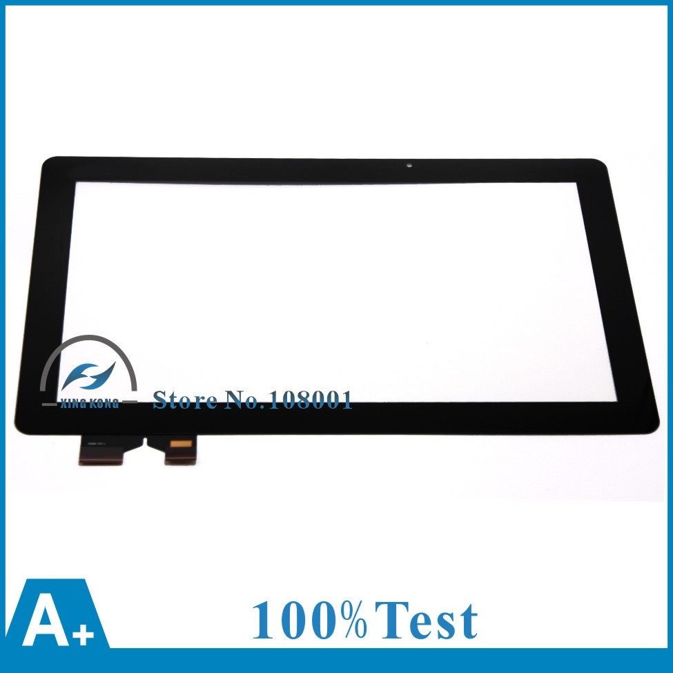13.3 Inch Touch Screen Digitizer Glass 5404R FPC-1 5489R FPC-1 For Asus Transformer Book T300 T300L T300LA Replacement Parts 4x lot hot rasha quad 7 10w rgba rgbw 4in1 dmx512 led flat par light non wireless led par can for stage dj club party