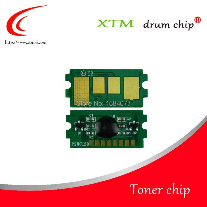 50X Compatible chips TK 3102 for Kyocera Laser printer FS 2100D 2100DN cartridge chip TK3102