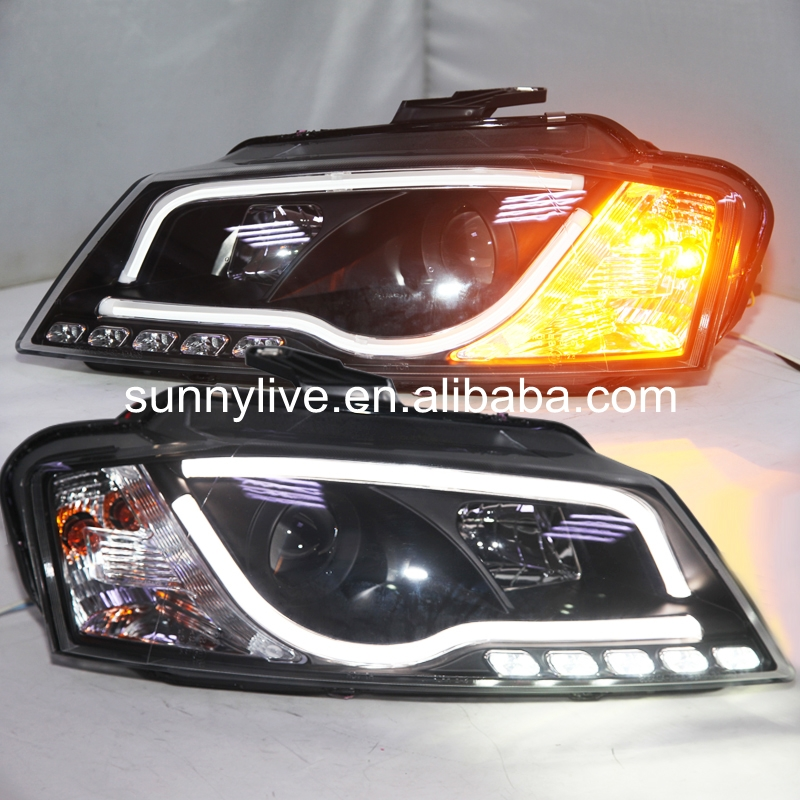 Aliexpress.com : Buy For Audi A3 LED Head Light 2008 TO